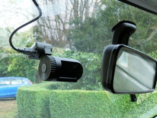 mini 0805 ambarella a7 1296p car dash camera dvr with gps. Black Bedroom Furniture Sets. Home Design Ideas
